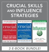 Kerry Patterson - Crucial Skills and Influence Strategies (EBOOK BUNDLE)