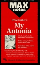 My Antonia (MAXNotes Literature Guides) Cover Image