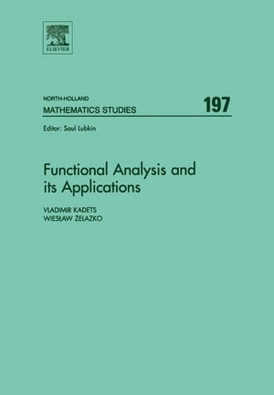 Functional Analysis and its Applications Proceedings of the International Conference on Functional Analysis and its Applications dedicated to the 110t