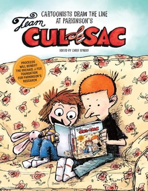 Team Cul de Sac Cartoonists Draw the Line at Parkinson's