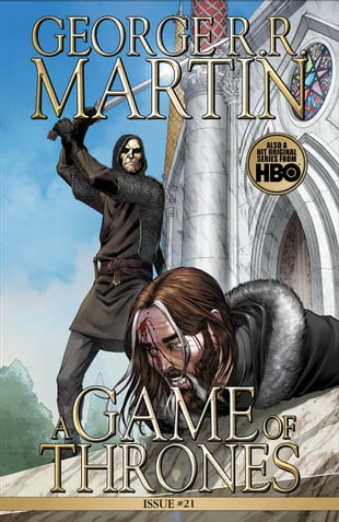 A Game of Thrones: Comic Book, Issue 21