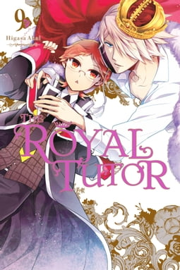 The Royal Tutor, Vol. 9