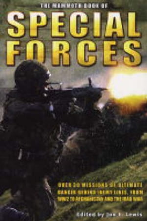The Mammoth Book of SAS and Special Forces