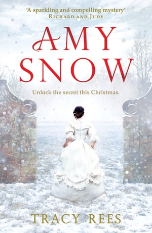 Amy Snow Richard & Judy 'Search for a Bestseller' Competition Winner