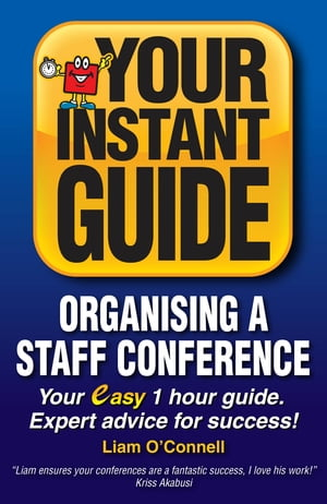 Instant Guides 1 - Organising a Staff Conference
