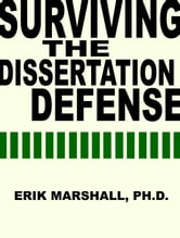surviving the dissertation defense Tag: defense beth karlin phd thesis defense 7 thesis20015 sunday, 02 april 2017 / published in thesis and dissertation help surviving the dissertation defense.