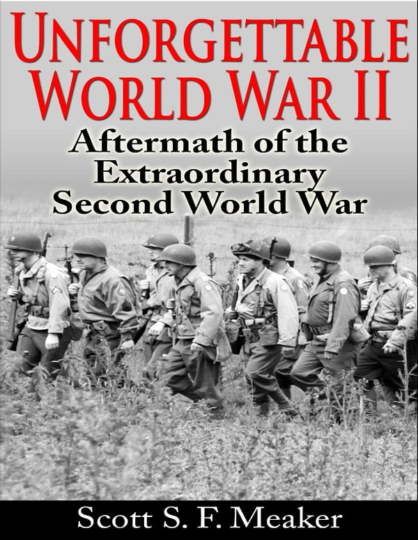 the aftermath of the second world war essay During the last phase of the second world war, the rivalry between the united states and soviet russia became clearly discernible due to ideological conflict while the soviet union accepted marxism and intended to spread it over the world, the united states, as a champion of liberal democracy.