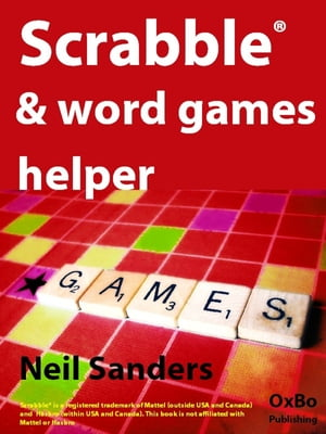 Scrabble & word games helper