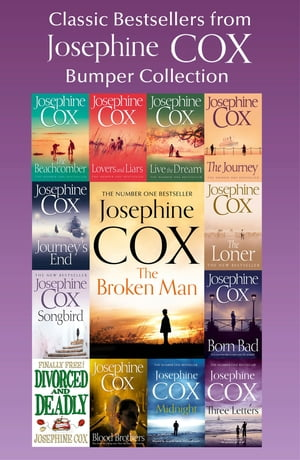 Classic Bestsellers from Josephine Cox: Bumper Collection