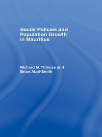 Social Policies and Populatio Cb