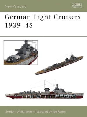 German Light Cruisers 1939?45