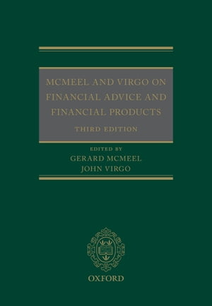 McMeel and Virgo On Financial Advice and Financial Products