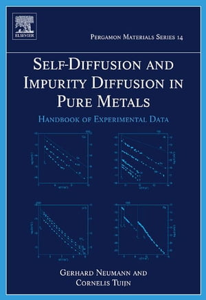 Self-diffusion and Impurity Diffusion in Pure Metals Handbook of Experimental Data