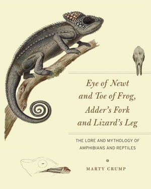 Eye of Newt and Toe of Frog,  Adder's Fork and Lizard's Leg The Lore and Mythology of Amphibians and Reptiles