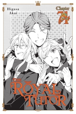 The Royal Tutor, Chapter 71