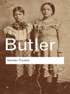 Gender Trouble Cover Image