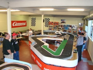 Slot Car Track Shop Start Up Sample Business Plan!