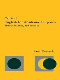 Critical English for Academic Purposes