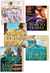 Mary Balogh - Mary Jo Putney's Lost Lords Bundle: Loving a Lost Lord, Never Less Than A Lady, Nowhere Near Respectable, No Longer a Gentleman & Sometimes A Rogue