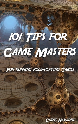 101 Tips for Game Masters