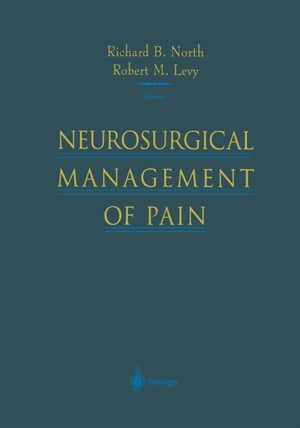 Neurosurgical Management of Pain