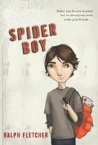 Spider Boy Cover Image