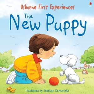 Usborne First Experiences: The New Puppy: Usborne First Experiences