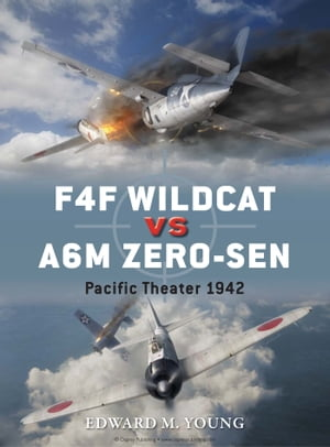F4F Wildcat vs A6M Zero-sen Pacific Theater 1942