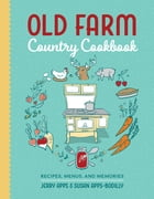 Old Farm Country Cookbook Cover Image