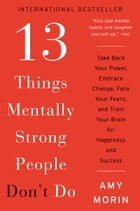 13 Things Mentally Strong People Don't Do Cover Image