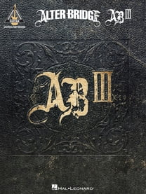 Alter Bridge - AB III (Songbook)