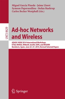 Ad-hoc Networks and Wireless