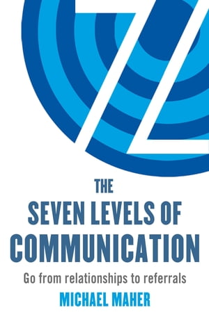 The Seven Levels of Communication Go from relationships to referrals