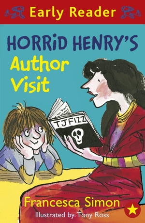 Horrid Henry's Author Visit Book 15