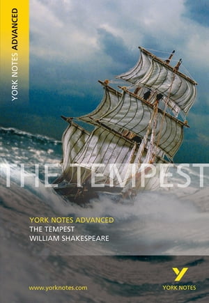 The Tempest: York Notes Advanced