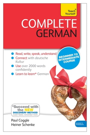 Complete German (Learn German with Teach Yourself) Enhanced eBook: New edition