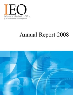 IEO Annual Report,  2008