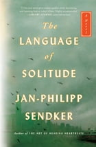 The Language of Solitude Cover Image