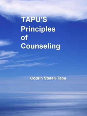 Tapu's Principles of Counseling