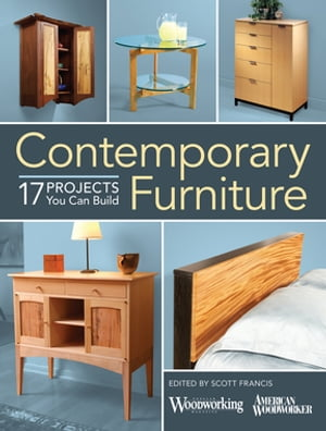 Contemporary Furniture 17 Elegant Projects You Can Build