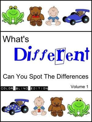What's Different (Color Blind Edition)