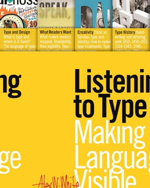 Listening to Type The Art of Making Language Visible