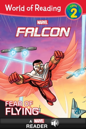World of Reading Falcon: Fear of Flying