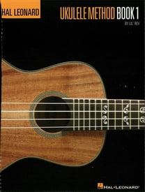 Hal Leonard Ukulele Method Book 1 (Music Instruction)