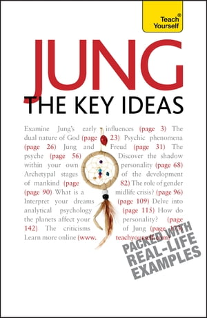 Jung - The Key Ideas: Teach Yourself