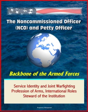 The Noncommissioned Officer (NCO) and Petty Officer: Backbone of the Armed Forces - Service Identity and Joint Warfighting,  Profession of Arms,  Intern