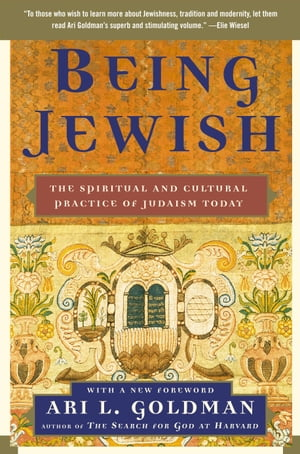 Being Jewish The Spiritual and Cultural Practice of Judaism Today