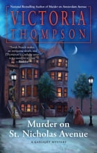 Murder on St. Nicholas Avenue Cover Image