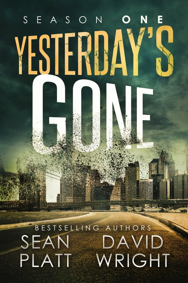 Yesterday's Gone Season 1 cover image