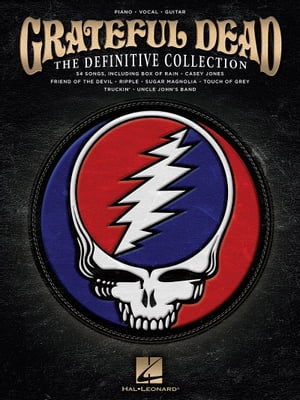 Grateful Dead - The Definitive Collection Songbook